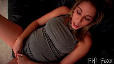 trimmed housewife blows stepson
